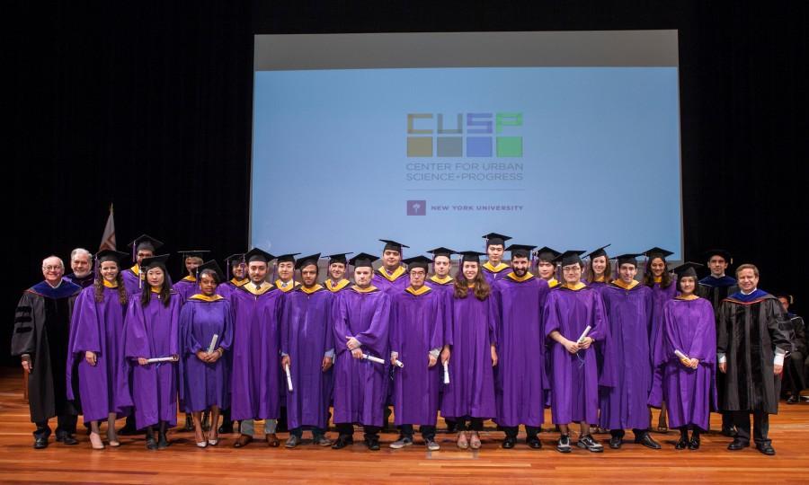 New York University graduates