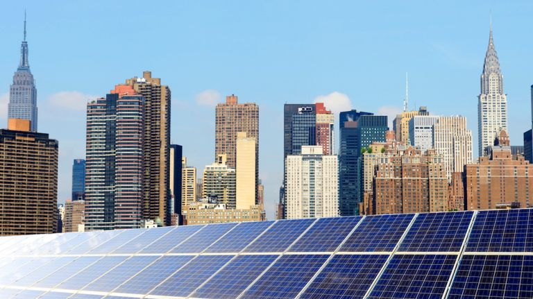 New York City Solar Panels