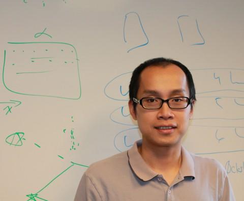 Headshot of Huy Vo