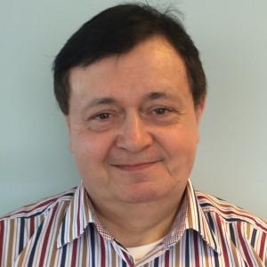 Headshot of Jurij Paraszczak
