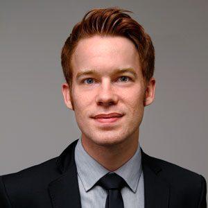 Headshot of Graham Henke