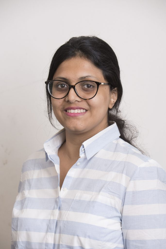Headshot of Shreya Bamne