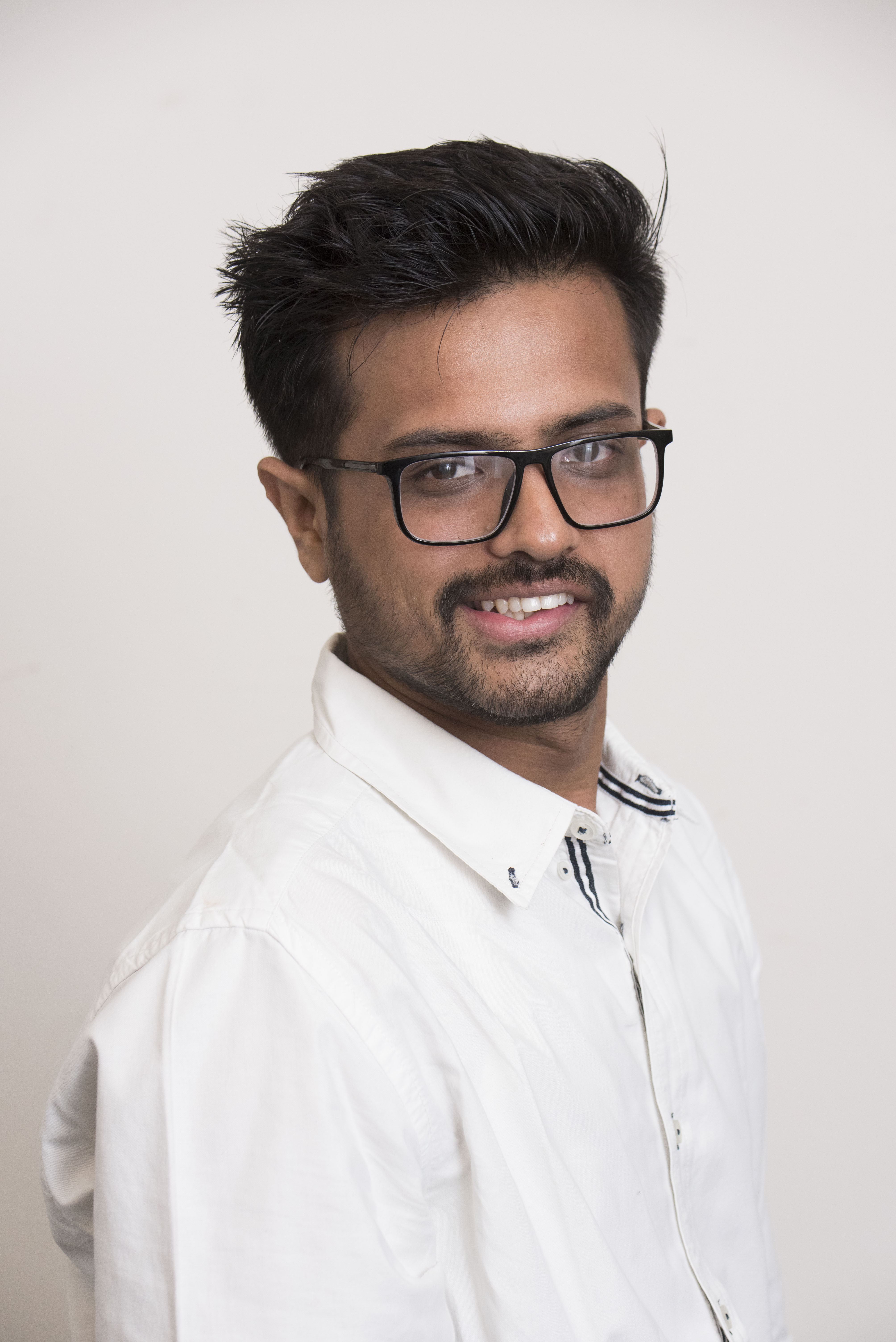 Headshot of Gaurav Bhardwaj