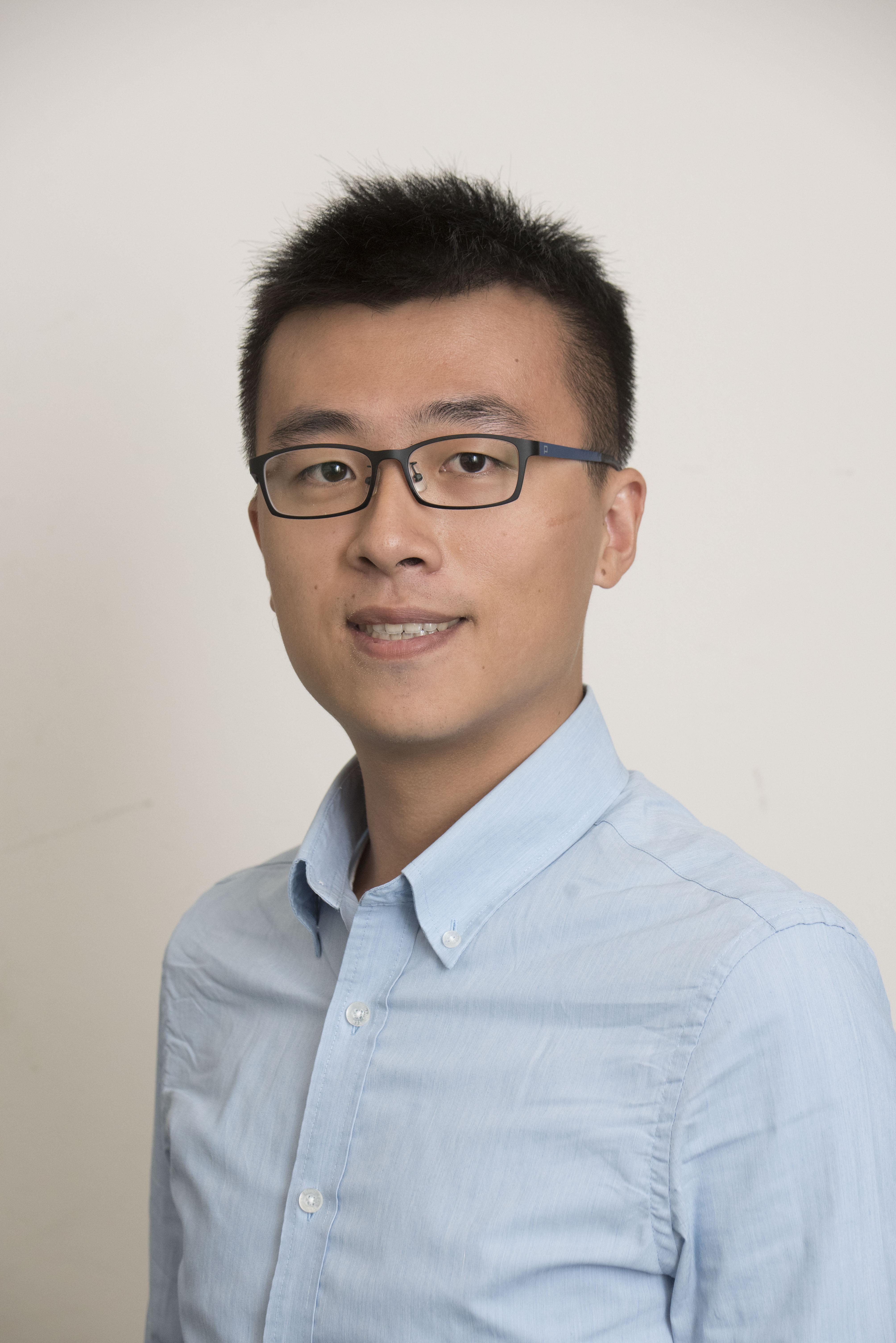 Headshot of Yuwen Chang