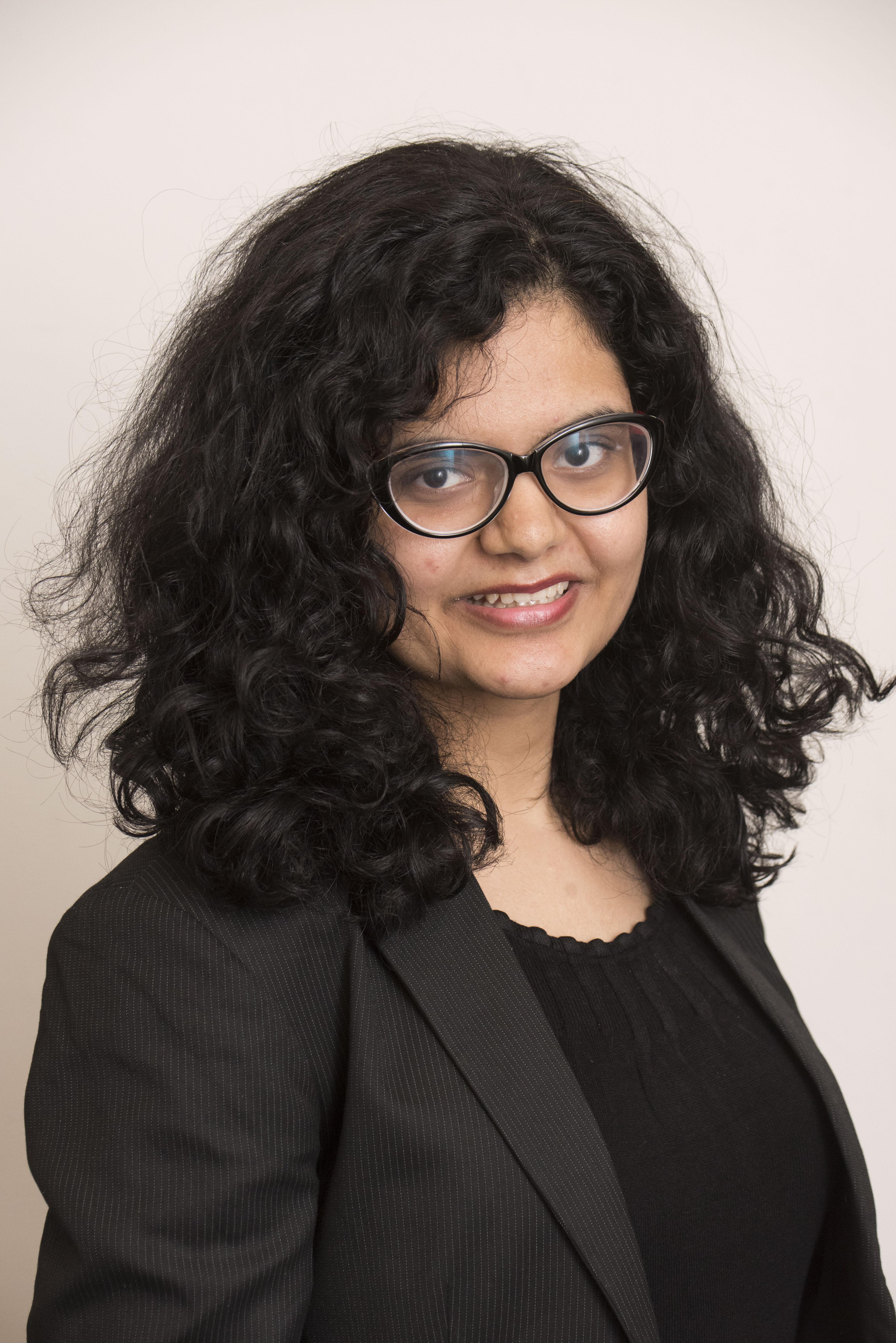 Headshot of Isha Chaturvedi