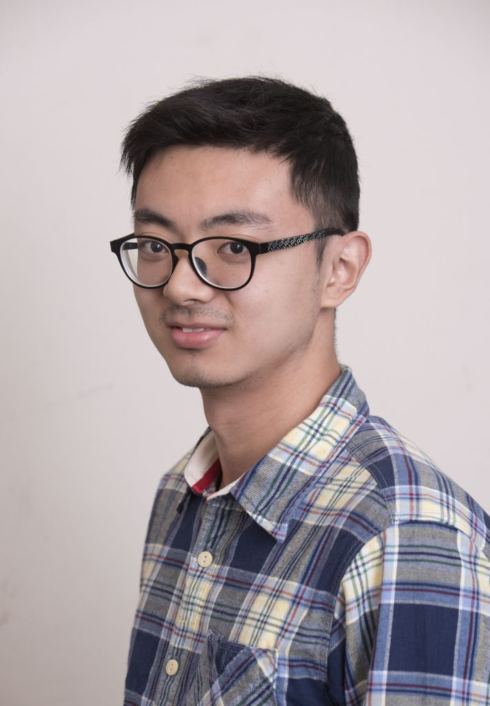Headshot of Hongkai He