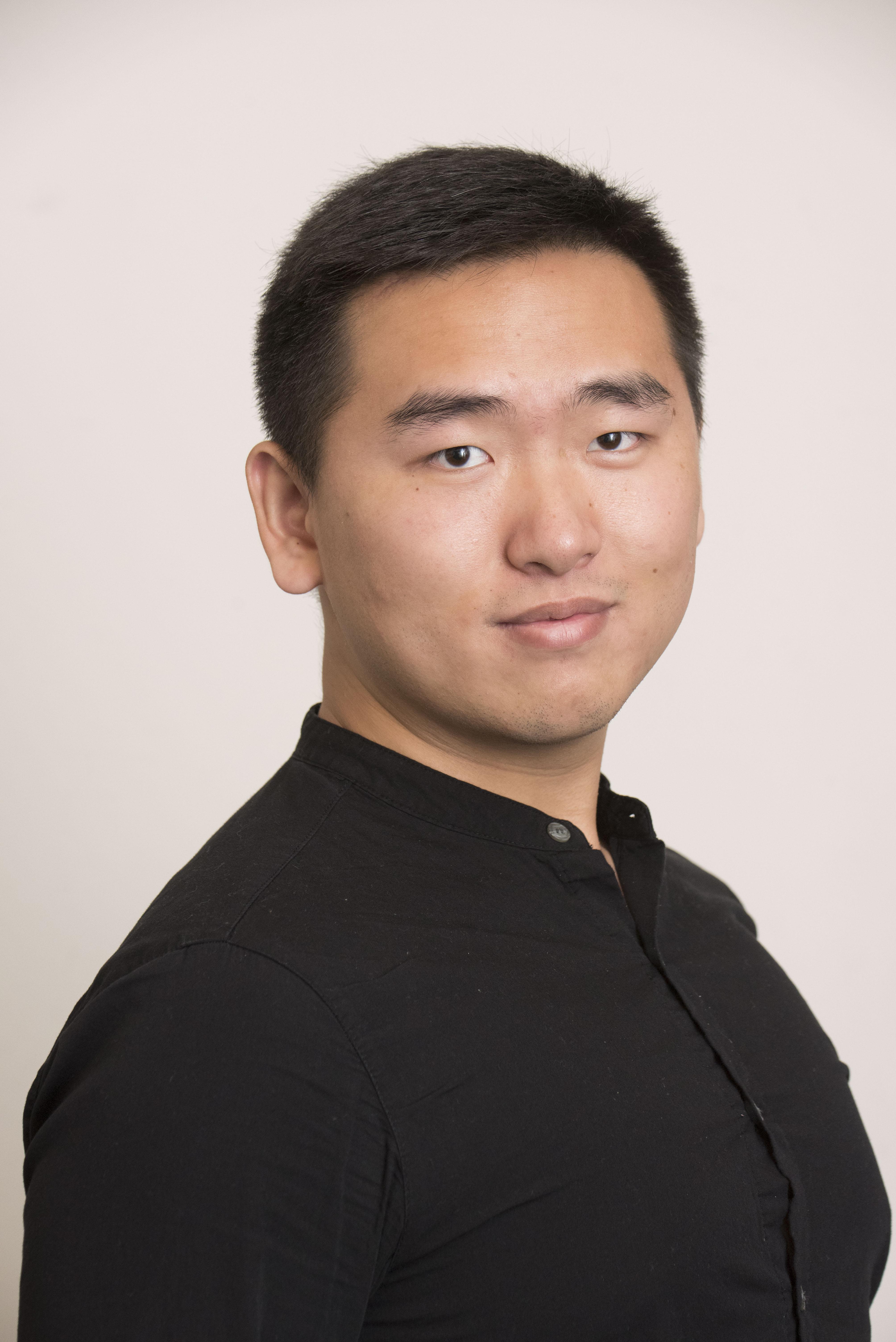 Headshot of Cheng Ma