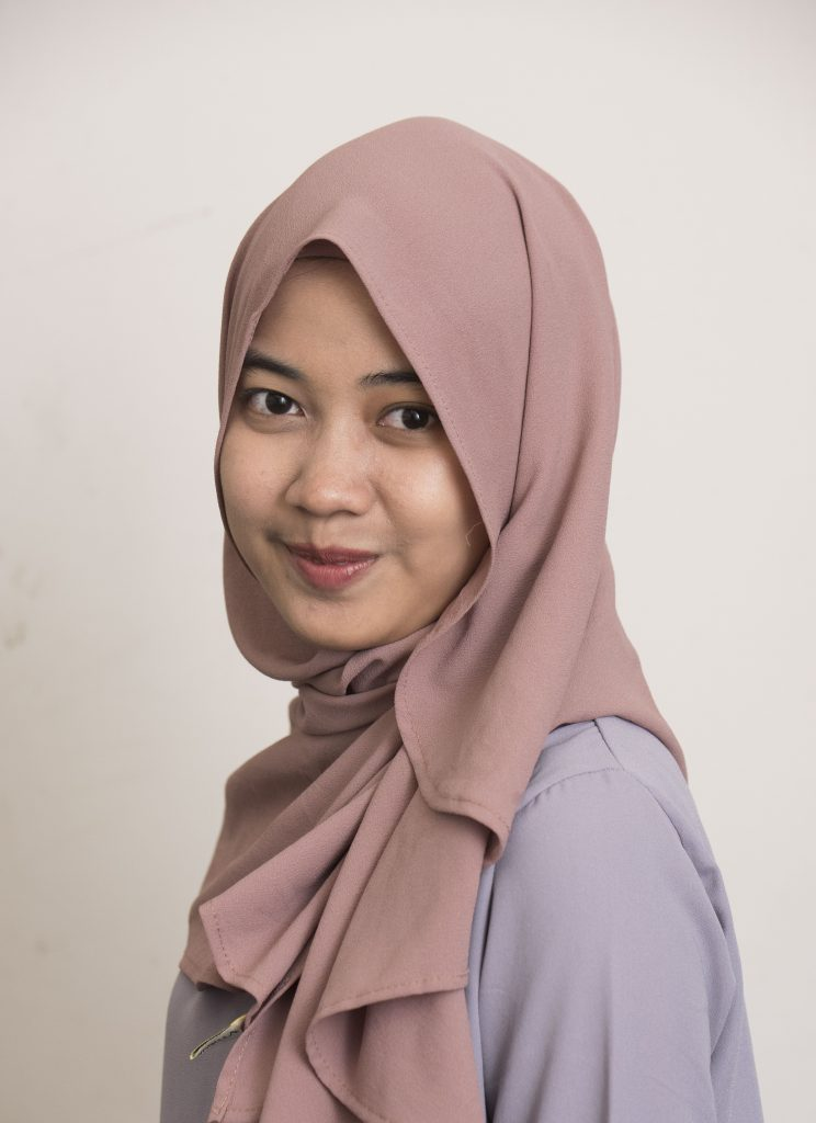 Headshot of Nina Nurrahmawati
