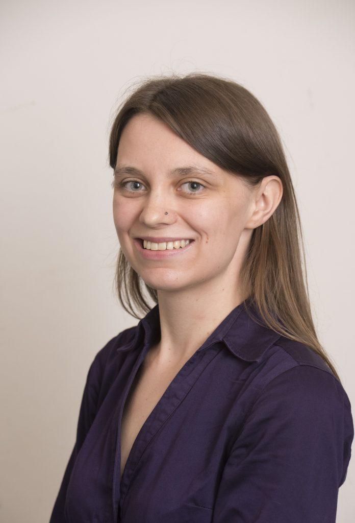 Headshot of Rebecca Scheidegger