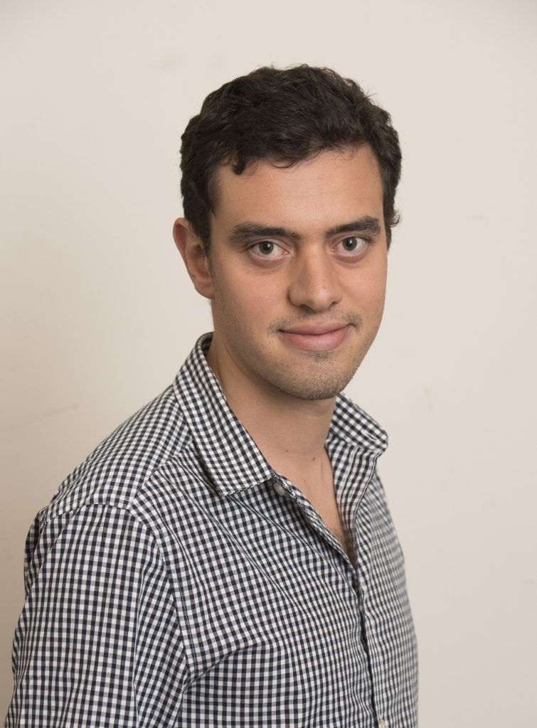 Headshot of Juan Sokoloff