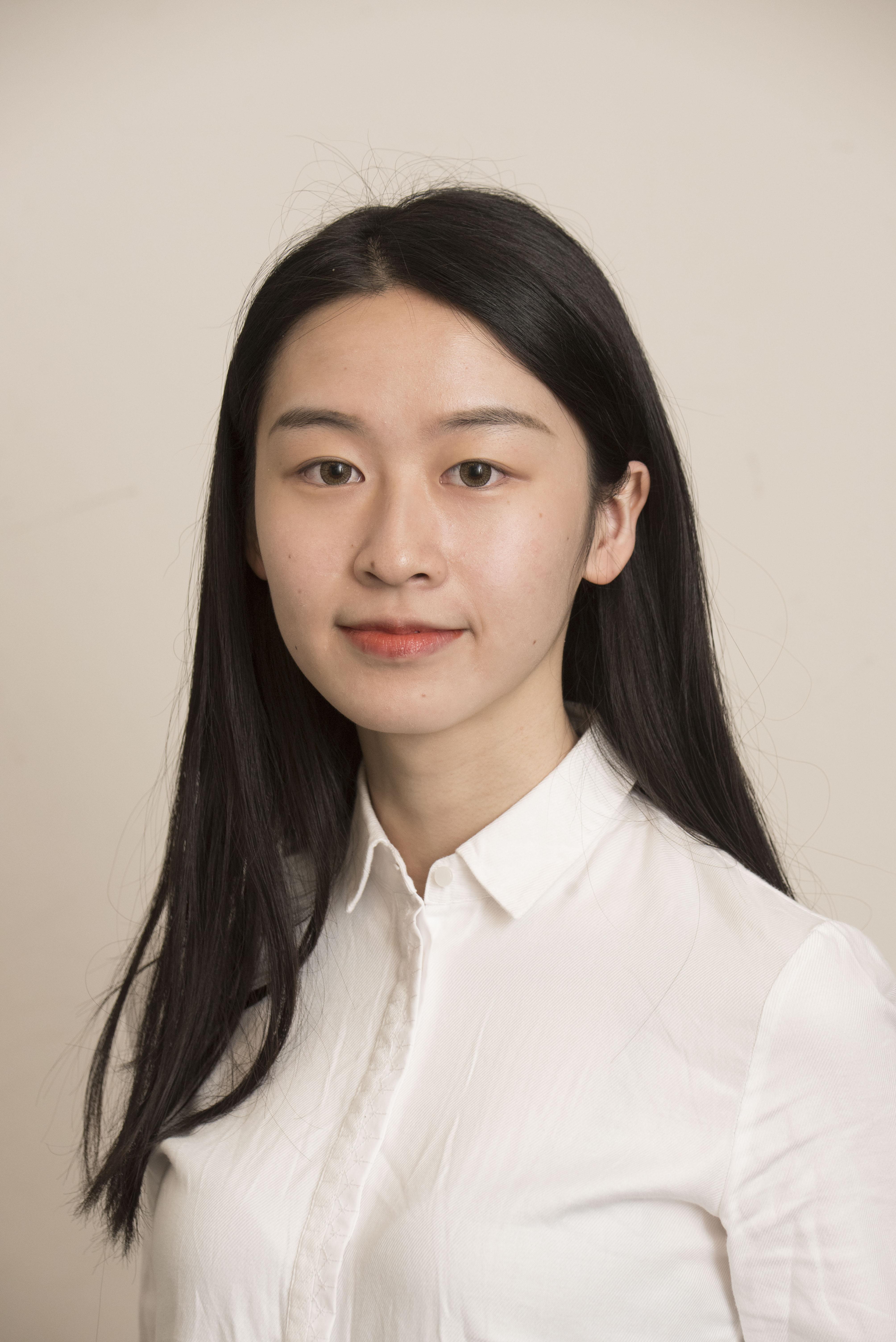 Headshot of Yixuan Tang