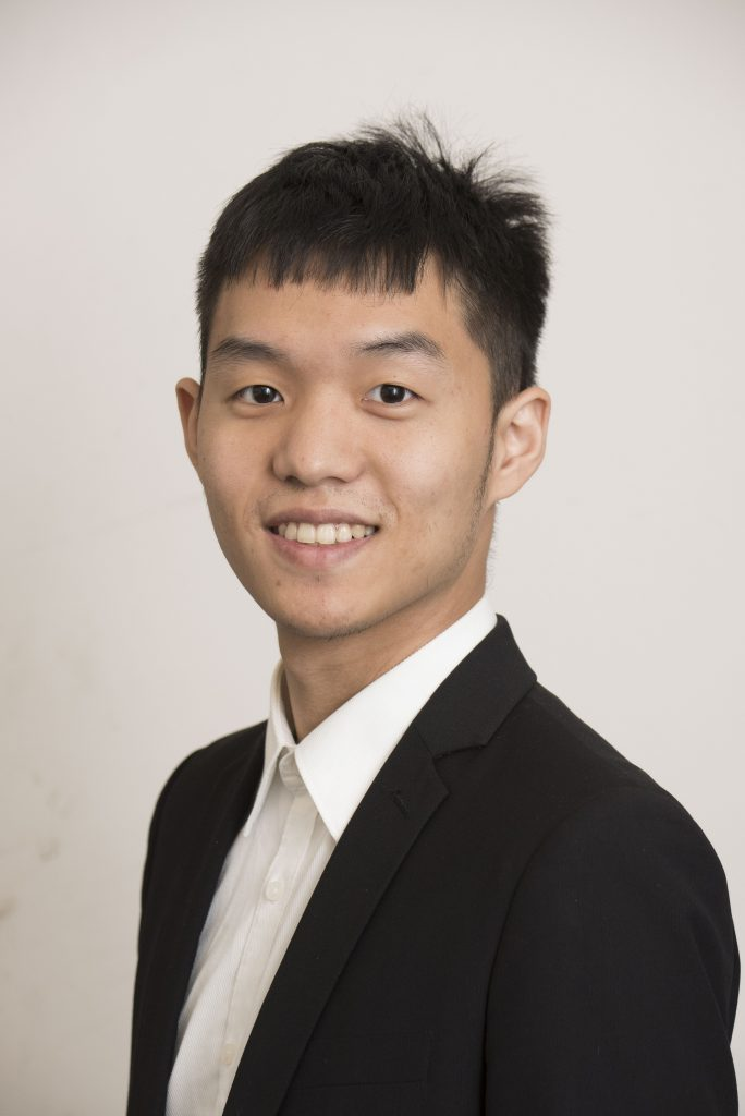 Headshot of Chun-Chieh Tsai