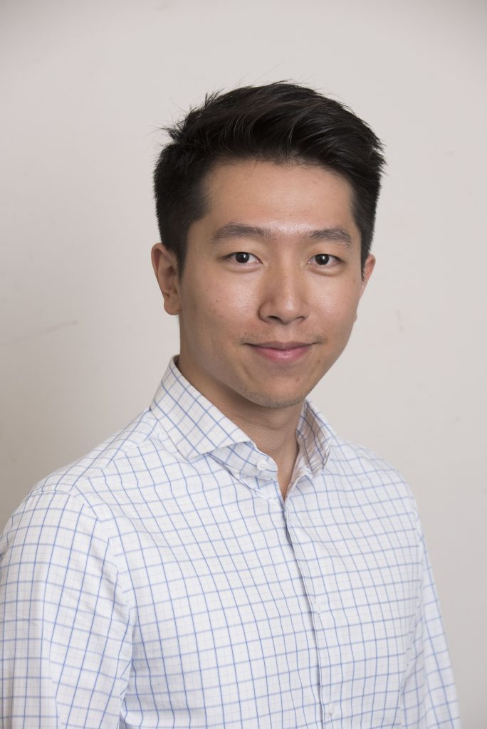 Headshot of Ian Xiao
