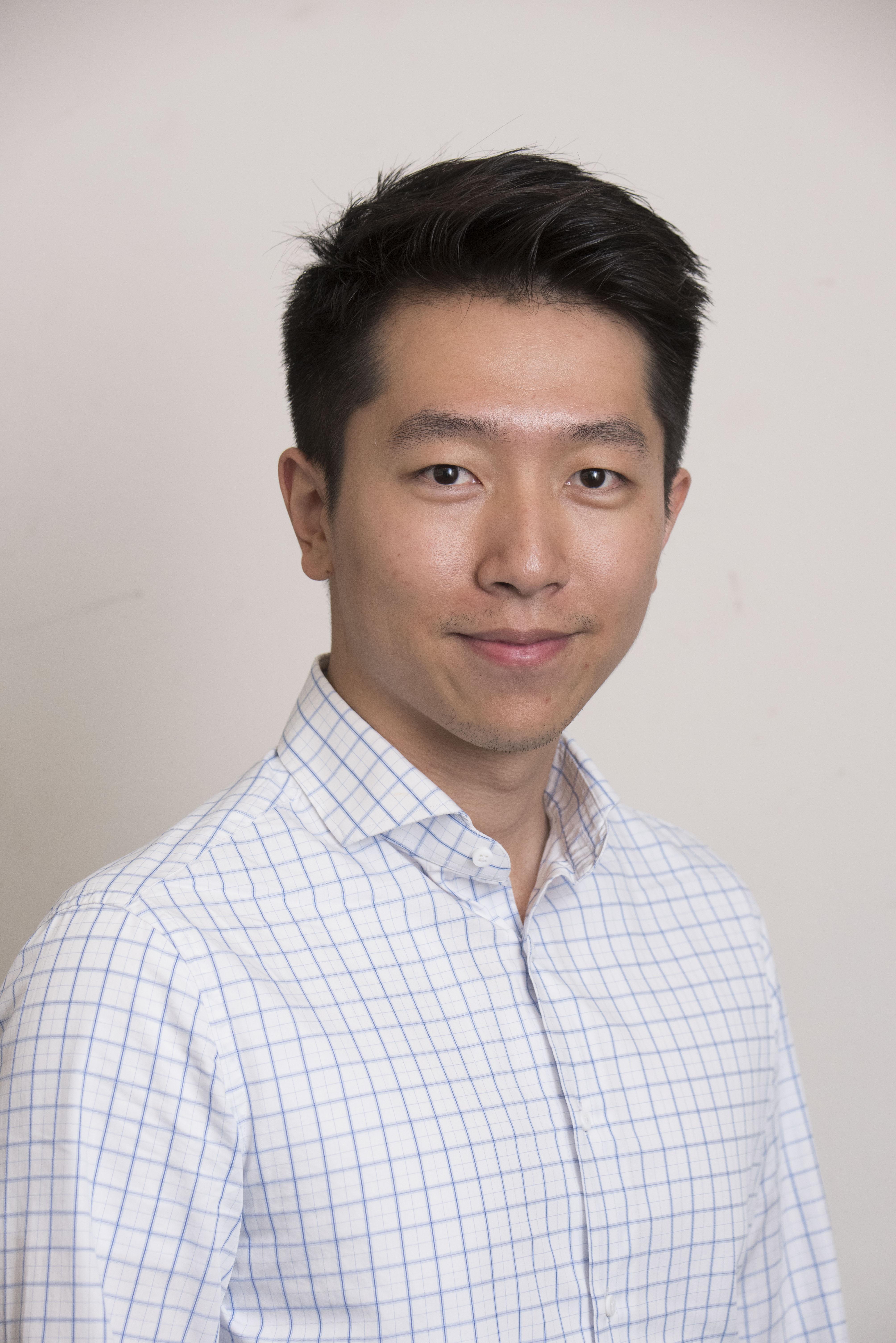 Headshot of Ian Xiao