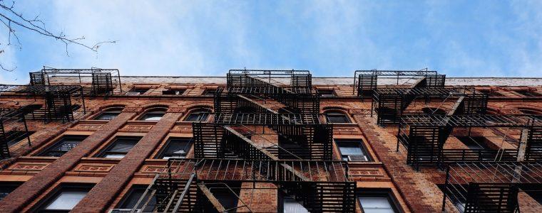 New York City residential building