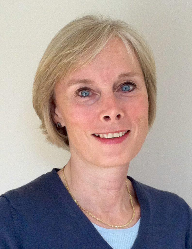 Headshot of Karen Worthing