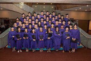 NYU CUSP Class of 2018 Group Photo