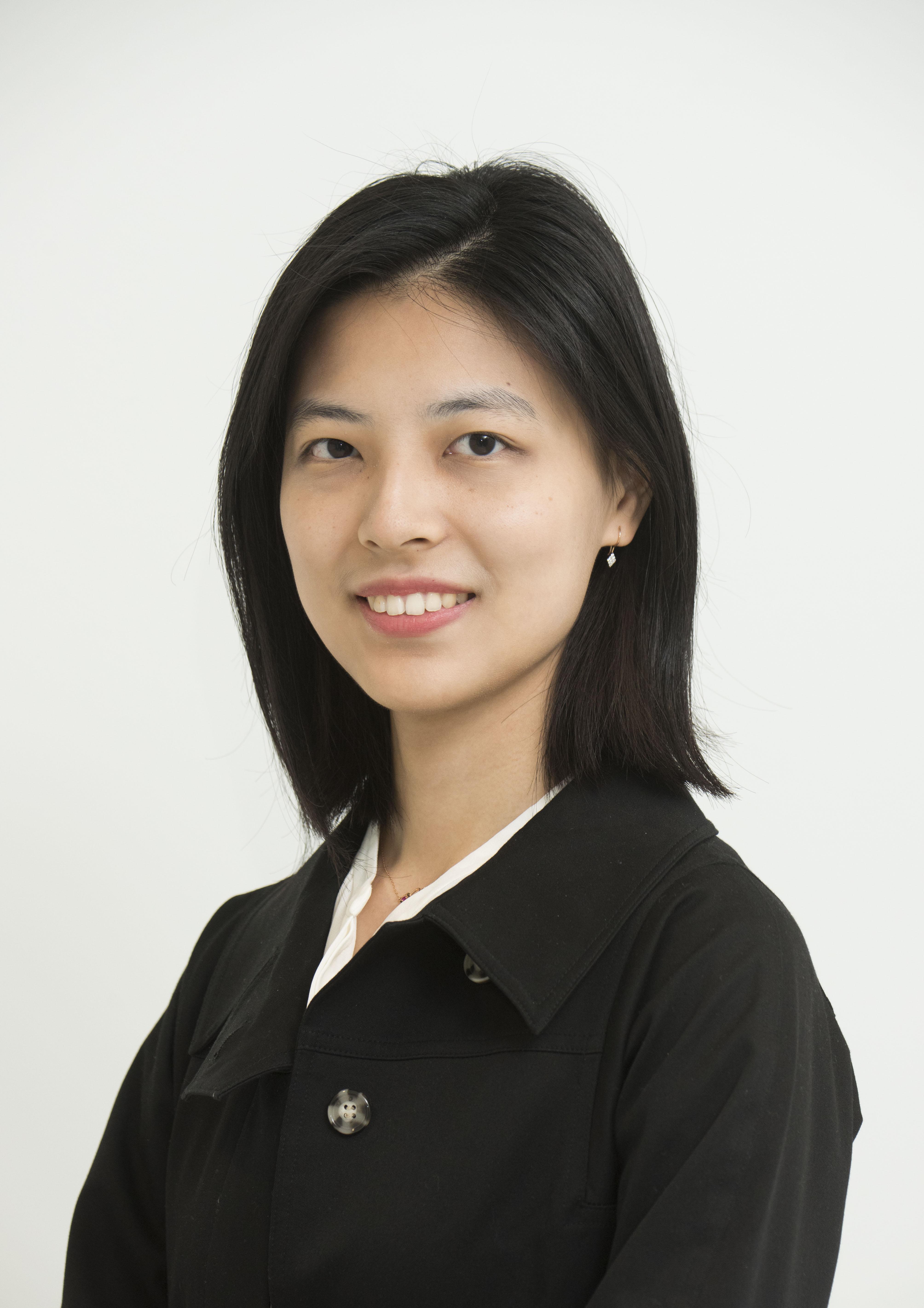 Headshot of Xiao (Robin) Jing