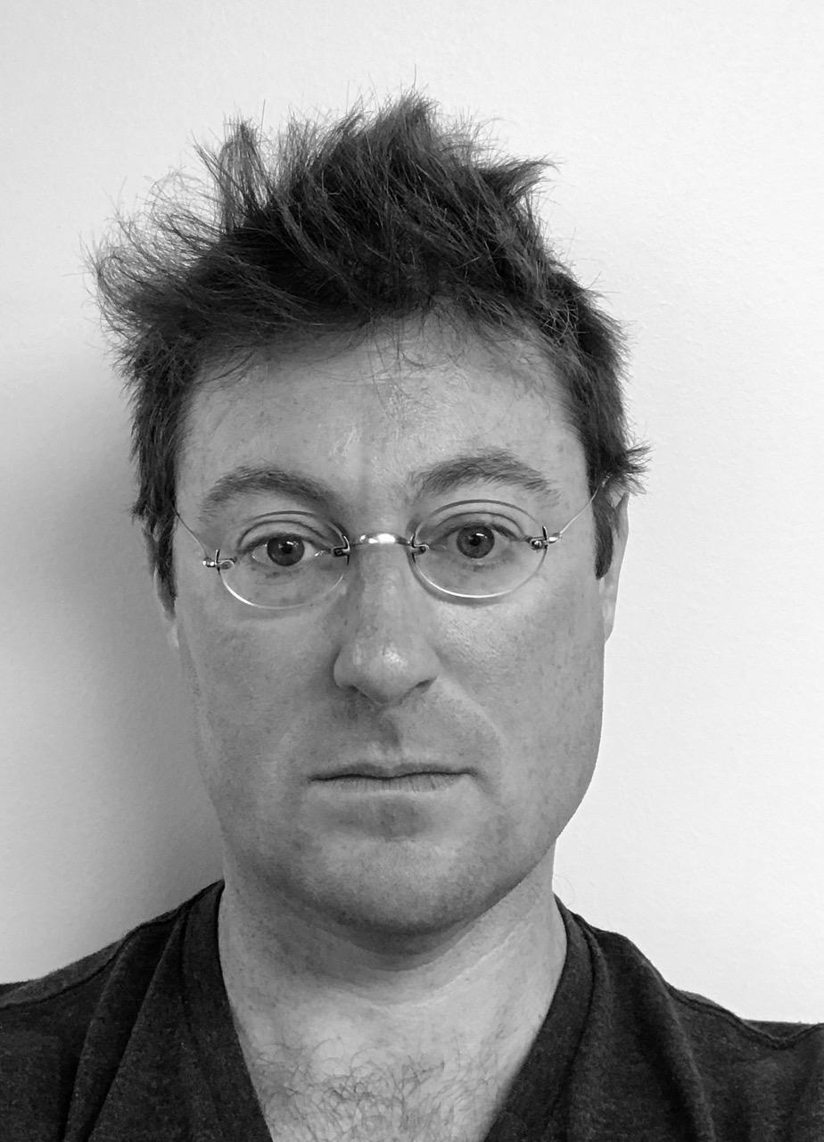 Headshot of Alexander Shermansong