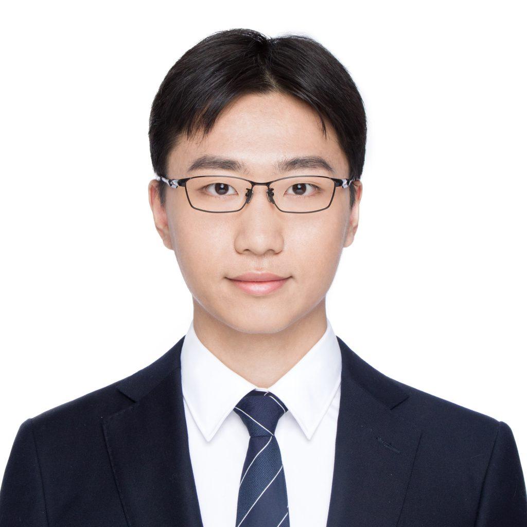 Headshot of Junru Lu