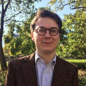 Headshot of Vincent Lostanlen