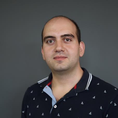 Headshot of Ruben Hambardzumyan