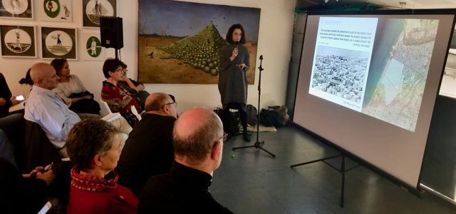 CUSP Alum Dana Chermesh presents research on TLV rezoning feasibility