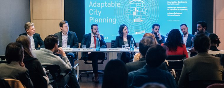 Panel members at Metropolis