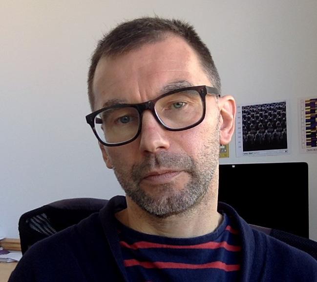 Headshot of Graham Dove