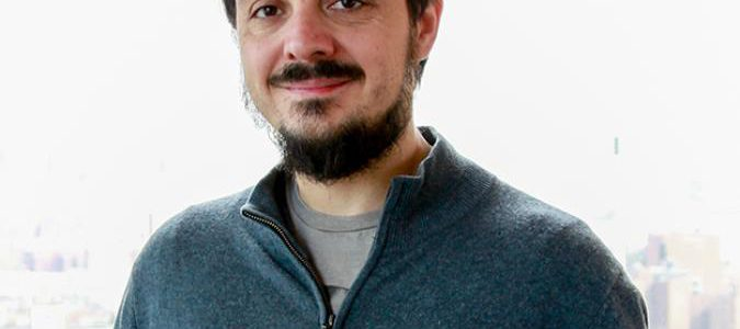 Headshot of Maurizio Porfiri