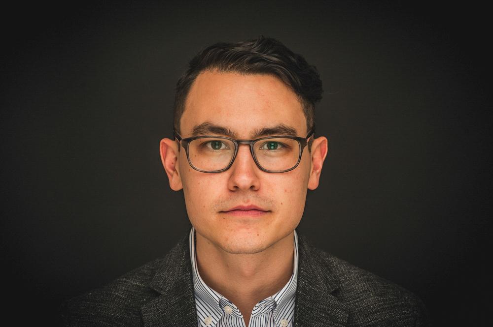 Headshot of Nicholas Liu-Sontag