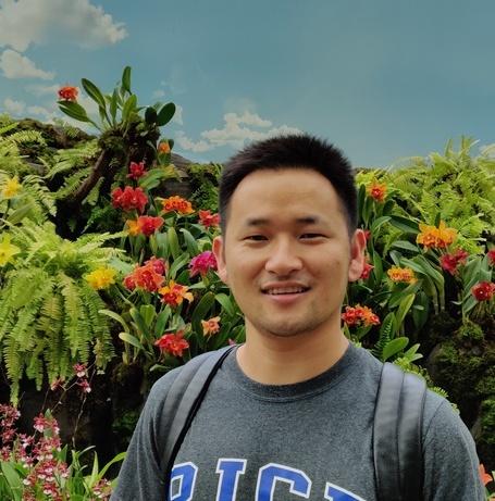 Headshot of Sheng Wang