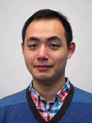 Headshot of Chenglu Jin