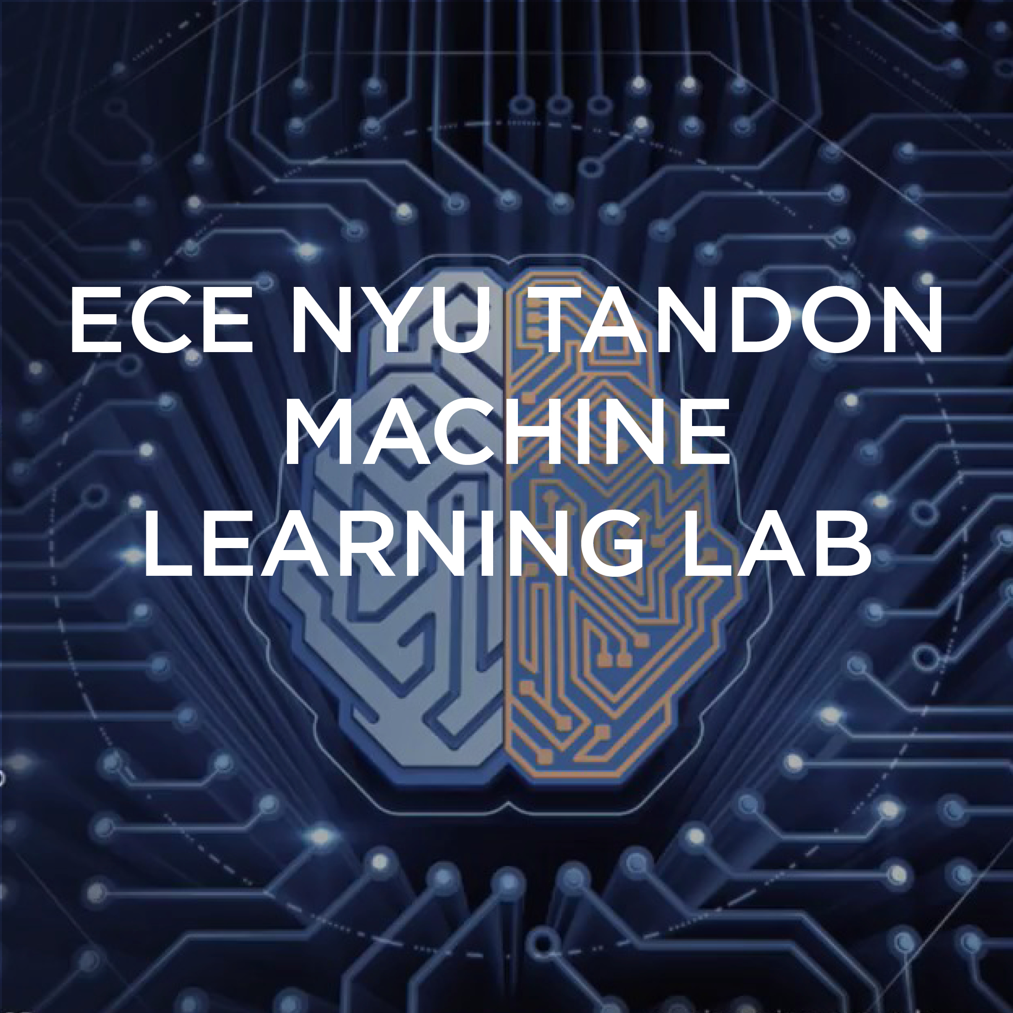 ECE NYU Tandon Machine Learning Lab