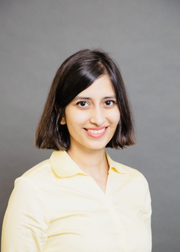 Headshot of Aparna Bhutani