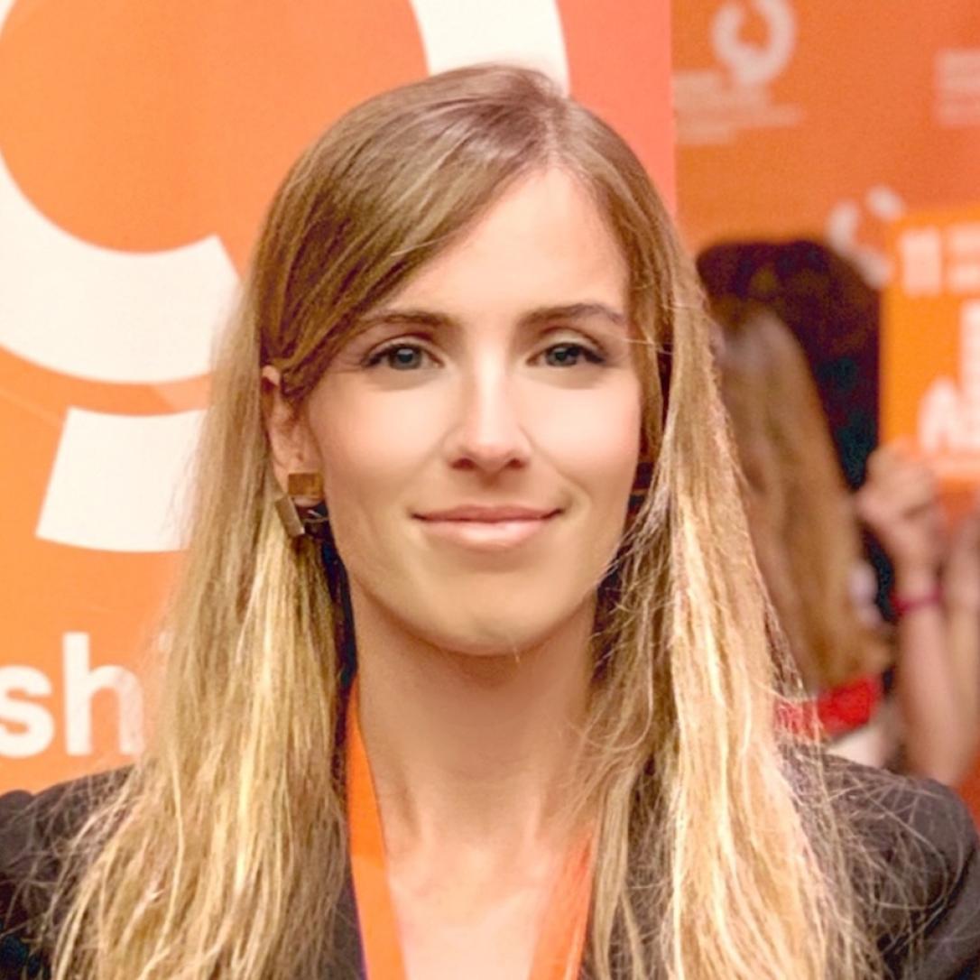 Headshot of Victòria Alsina Burgués