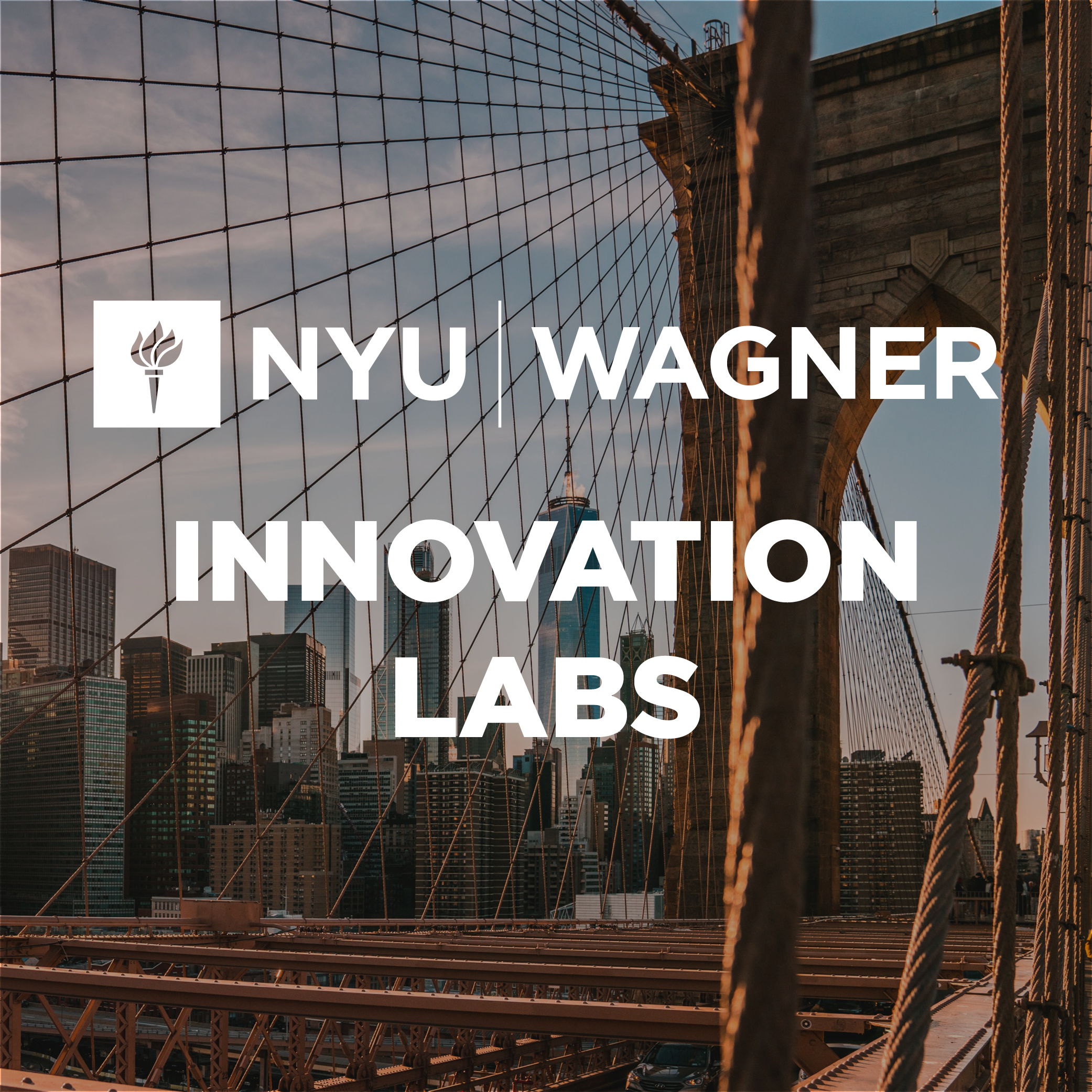The Wagner Innovation Labs are a new series of policy experiments that marry theory and practice to promote informed, evidence-based decision-making in a complex world. Each project reflects NYU Wagner's broad commitment to bringing scholars, thinkers, and practitioners together, both figuratively and literally, to improve the way policy is made.