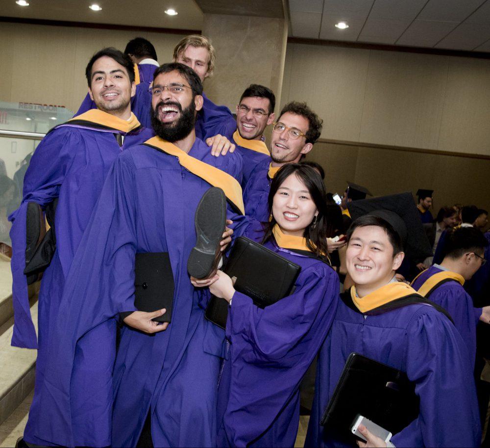 CUSP Graduation