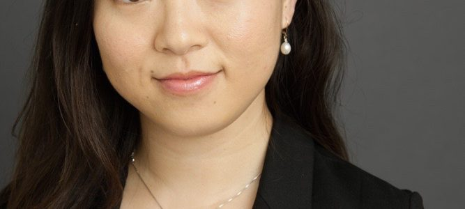 Headshot of Rose Yu