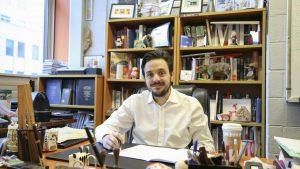 Institute Professor Maurizio Porfiri