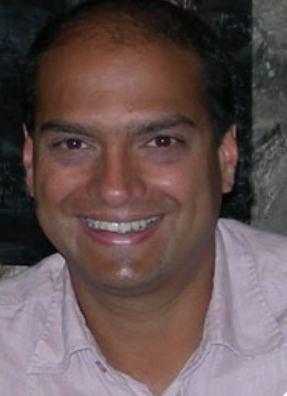 Portrait of Dr. Vaiyanathan