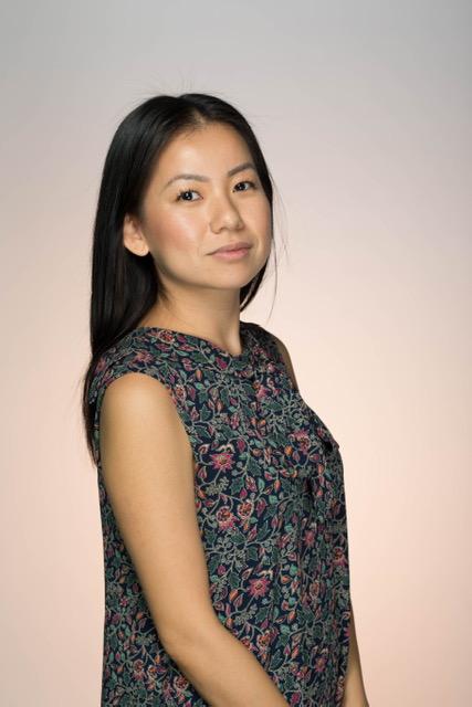 Portrait of Carly Ma