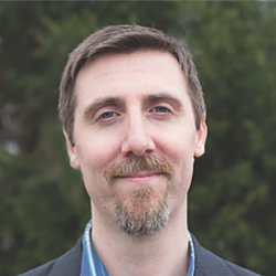 Headshot of Paul Torrens